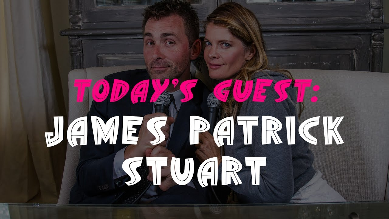 Single Mom A Go Go: Episode 19 - JAMES PATRICK STUART