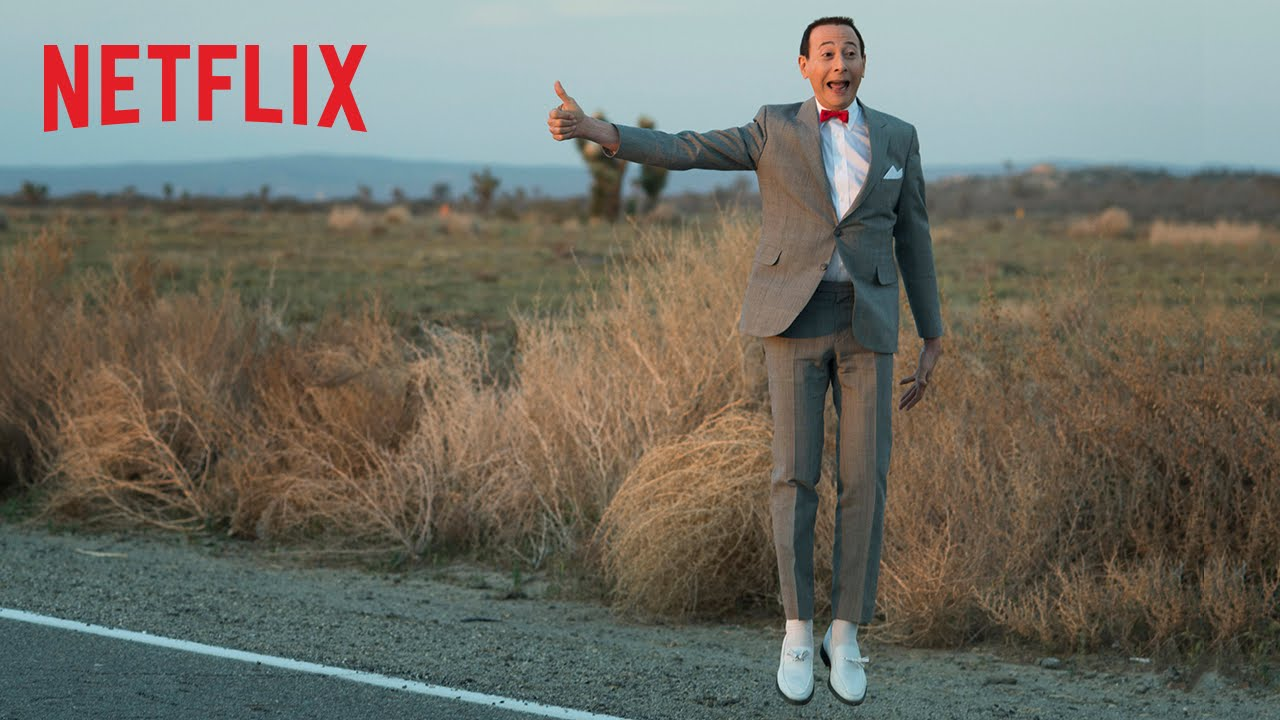 Pee-wee's Big Holiday | Bande-annonce VOSTFR | Netflix France