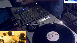 Vinyl Vinnie @ OOS Radio Techno Tuesday 003 22-05-2012