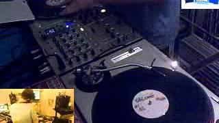 Vinyl Vinnie @ OOS Radio Techno Tuesday 003 22-05-2012