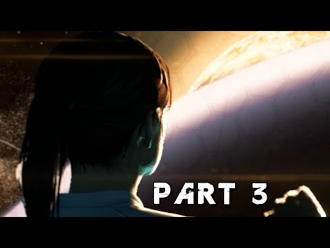 MASS EFFECT ANDROMEDA Walkthrough Gameplay Part 3 - Eos (Mass Effect 4)