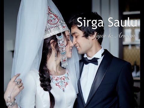 Kazakhstan - The Earrings Engagement Ceremony (Sirga Saulu) - DiDi's Adventures Episode 40