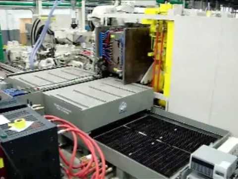 Titan Mold Shuttle 2854: 2x30000 lb Capacity Shuttle Table