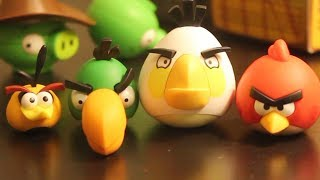 KNEX ORIGINAL ANGRY BIRDS COLLECTION