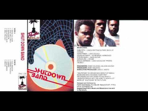 SHUTDOWN Band of Rabaul- Siket Bulu bulu.1988