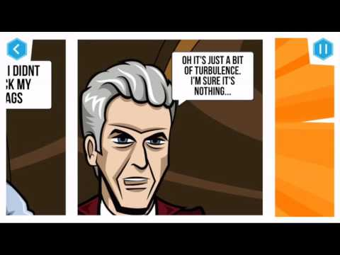 Doctor Who Comic Creator