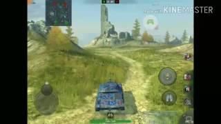 Самое понятное обучение дрифту ! Как правельно дрифтить ! WOT Blitz! World of Tanks blitz