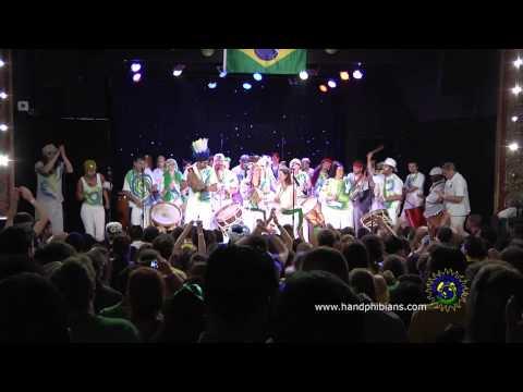 Handphibians Carnaval11 - Maracatu,  Abre O Caminho e Balada Um