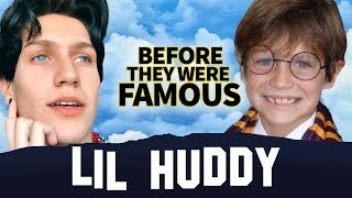 Lil Huddy | Before They Were Famous | Tik Tok, Hype House Biography