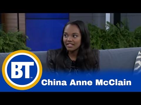 Disney Channel star, China Anne McClain