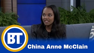 Disney Channel star, China Anne McClain
