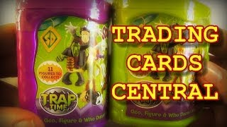 SCOOBY DOO TRAP TIME [BLIND BAGS] | TRADING CARDS CENTRAL