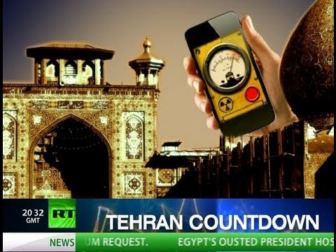 CrossTalk: Tehran Countdown