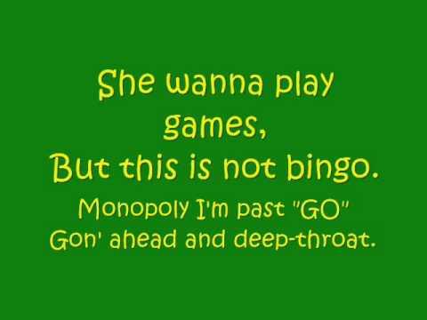 Young Money- Roger That (lyrics)