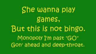 Young Money- Roger That (lyrics)
