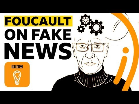 What Would Michel Foucault Think of Social Media, Fake News & Our Post Truth World?