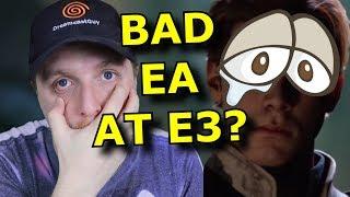 Did EA Really Start E3 2019 THIS Badly? - Ea Play Reaction