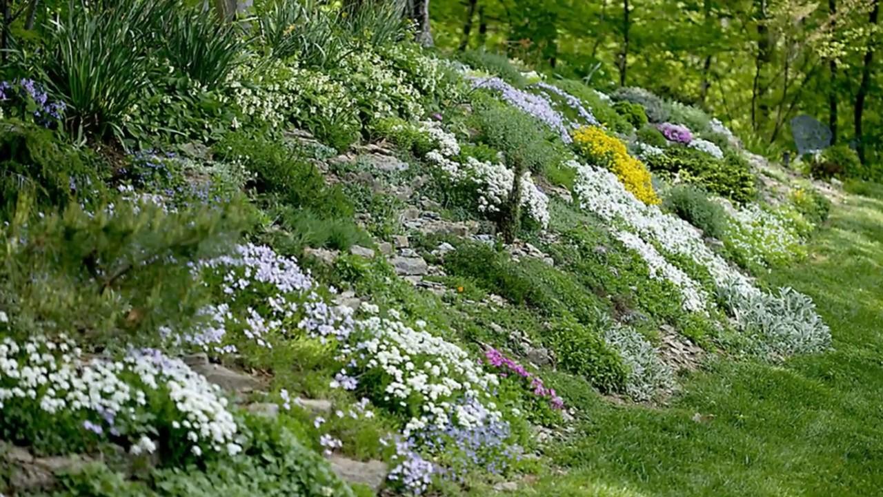 Amazing 30 hillside garden design ideas garden design ideas youtube amazing 30 hillside garden design ideas garden design ideas workwithnaturefo