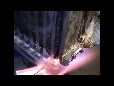 как снять интеркулер киа соренто 2.5 дизель