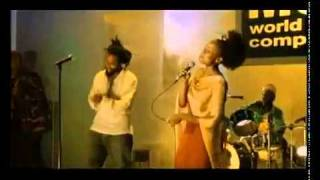 Ky-Mani Marley ft Cherine Anderson - One Love (Music video)