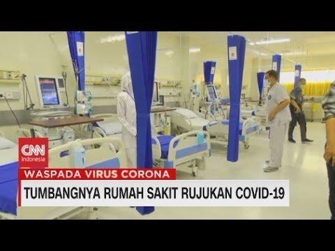Tumbangnya Rumah Sakit Rujukan Covid-19