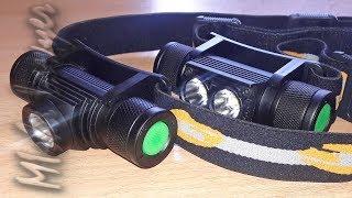 Супер фонари  BORUIT - обзор, сравнение и мнение.