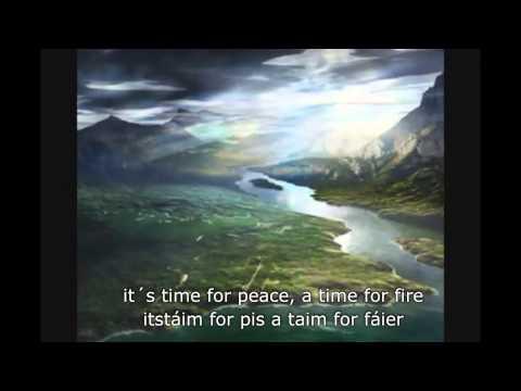 Paul Van Dyk - Time of our lives - Subtitulado (letra y pronunciación en español)
