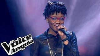 "Valércia ""Nzolani"" Silva - ""Fallin"" / The Voice Angola 2015: Audição Cega"