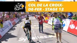 Steven Kruijswijk on top Col de la Croix-de-Fer - Stage 12 - Tour de France 2018