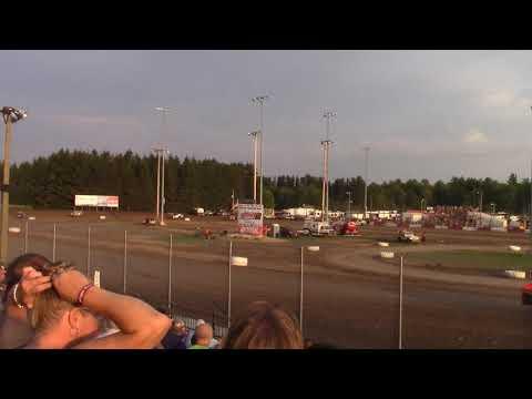B-Mod LCQ 8/4/18 Merritt Speedway