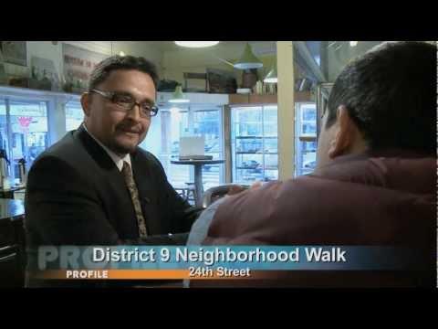 Supervisor Profile: David Campos - District 9