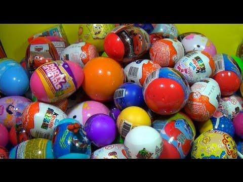 1 of 80 Surprise Eggs Kinder Surprise Egg HAPPY FEET 2!