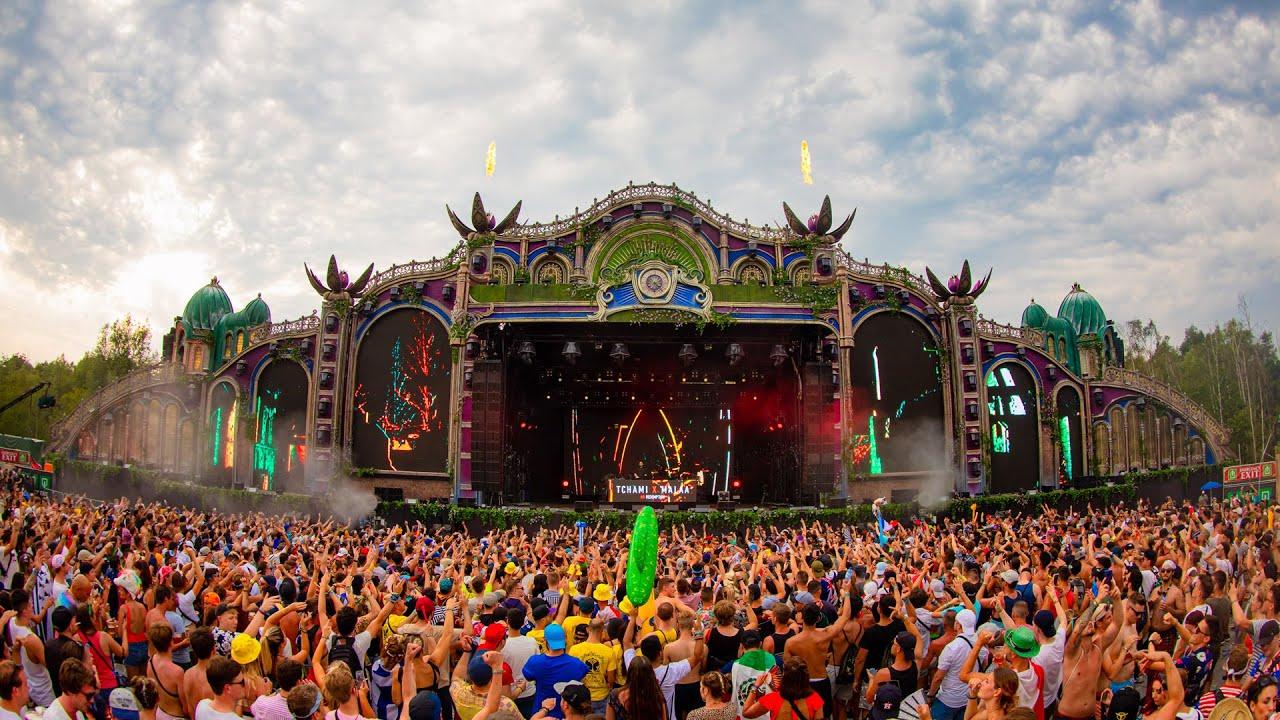 Tchami x Malaa   Tomorrowland Belgium 2019 - W2