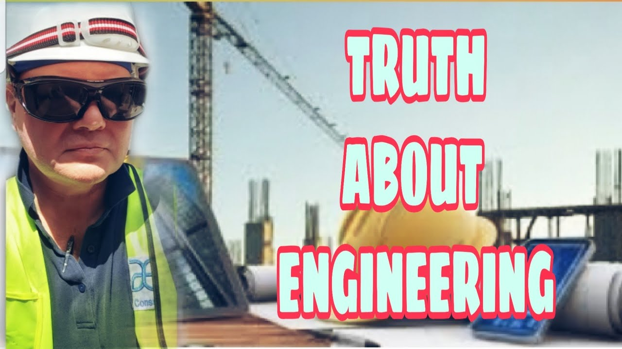 THE SHOCKING TRUTH ABOUT ENGINEERING|very informative