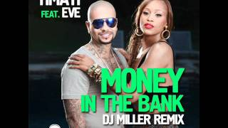 Timati ft Eve - Money in the bank (DJ Miller remix)