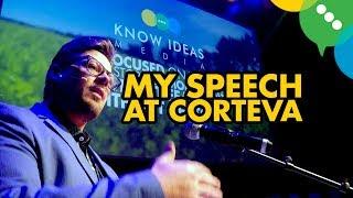 Ag de la Communication avec Corteva