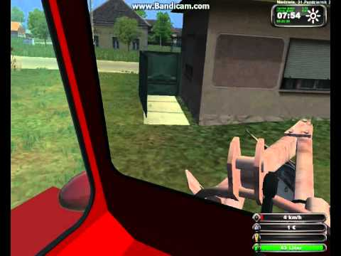 Thumbnail: Universal 445 dt Model Vechi Landwirtschafts Simulator 2011 + Joystick(Speed Wheel 5)