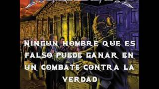 Megadeth - My Kingdom Come sub español