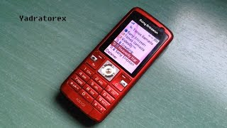 Sony Ericsson K610i retro review (old ringtones, games...)