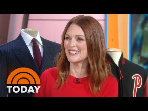 Julianne Moore: I Play A 'Charming' Psychotic In 'Kingsman: The Golden Circle'  TODAY