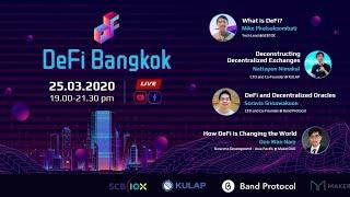 DeFi Bangkok: Online Conference