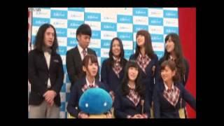 人気アイドルグループのNMB48がこのほど、都内でスカパー!の番組...