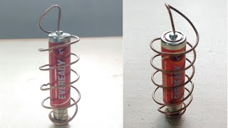 How to Make a Homopolar Motor DIY Science projects