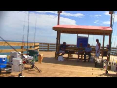 Vlog Of Awesome - Fishing On Rodanthe Pier