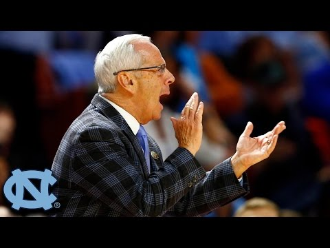 Roy Williams 1-On-1 After UNC Win vs. Arkansas In NCAA Tournament