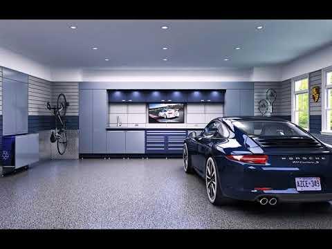 Turbo Ideen Für Garagen Design - YouTube FW67