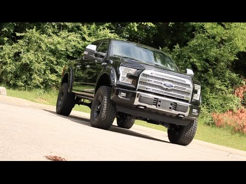 2015 F150 Lifted >> 2015 F150 Platinum Baja Fully Loaded Massaging Seats Touchscreen Lifted Wheels Tires - YouTube