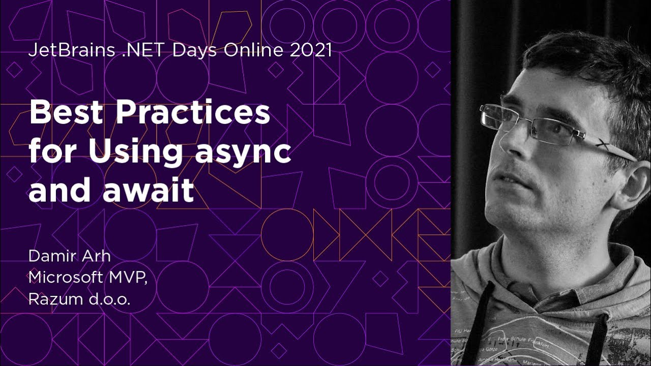 Best Practices for Using Async and Await, by Damir Arh