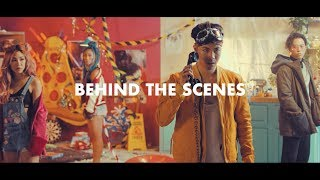 Keep Me Jealous - The Sam Willows (BEHIND THE SCENES)