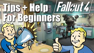 Fallout 4 TIPS: 20 Beginner Tips and Help if you